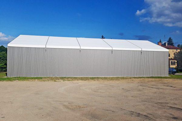 Pojedyńcza hala namiotowa Białystok