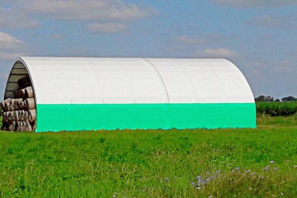 Duża hala tunelowa namiotowa Białystok