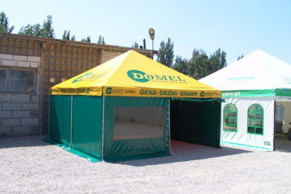 Hala namiotowa zielona jedna Białystok